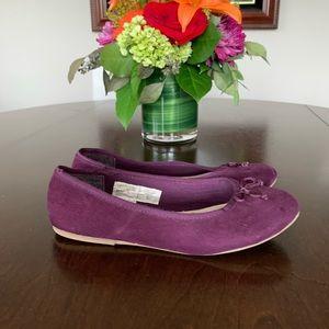 Gap Purple Flats